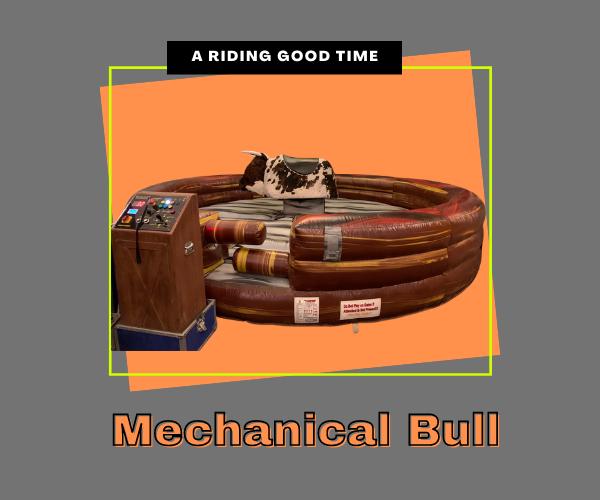Mechanical Bull Rentals Ooltewah TN