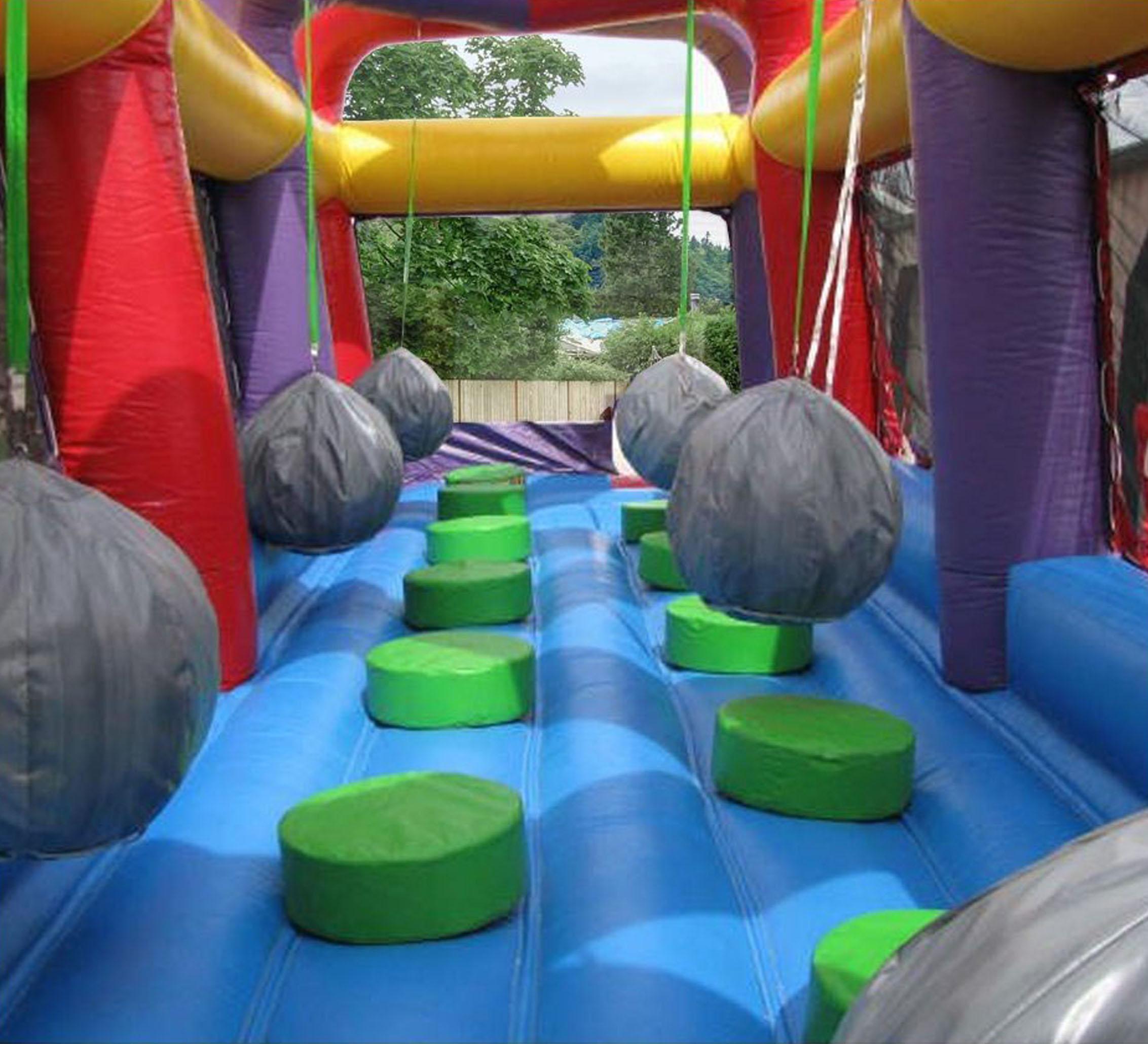 Boulder Dash Inflatable Rental