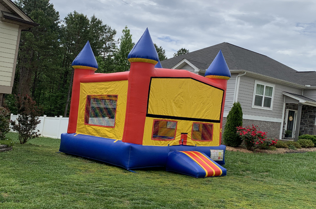 Obstacle Course Rental Apison TN