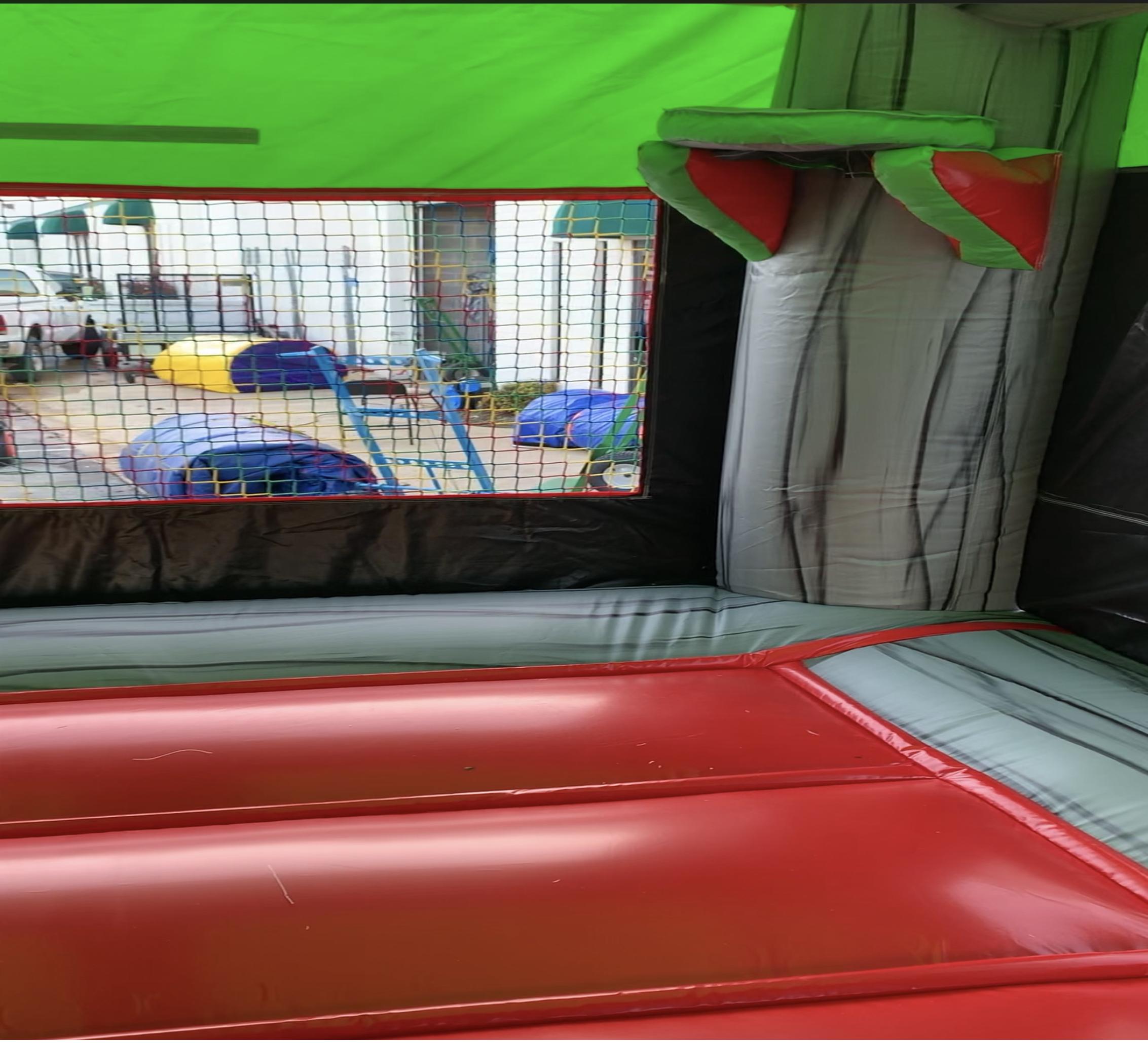dual lane combo inflatable rental chattanooga