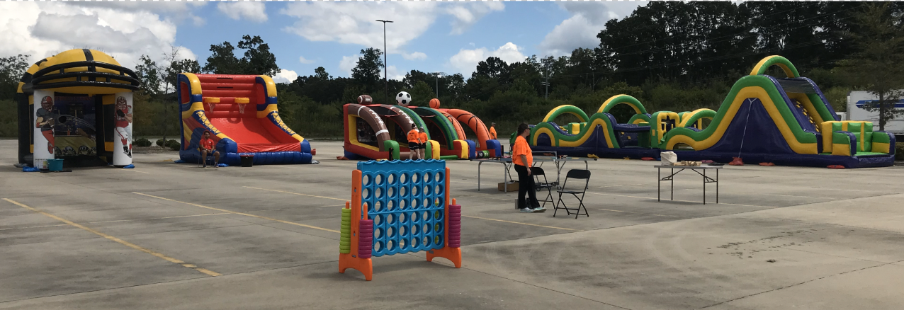 Chattanooga Bounce House Rentals