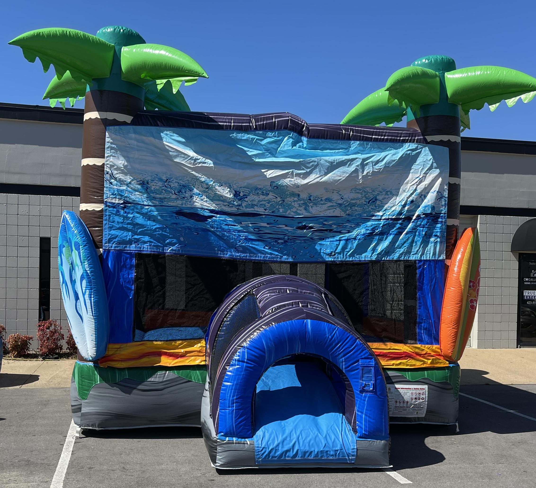 water Bounce House Rentals Chattanooga TN
