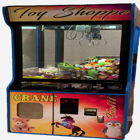 Arcade Machine Rentals Corporate events