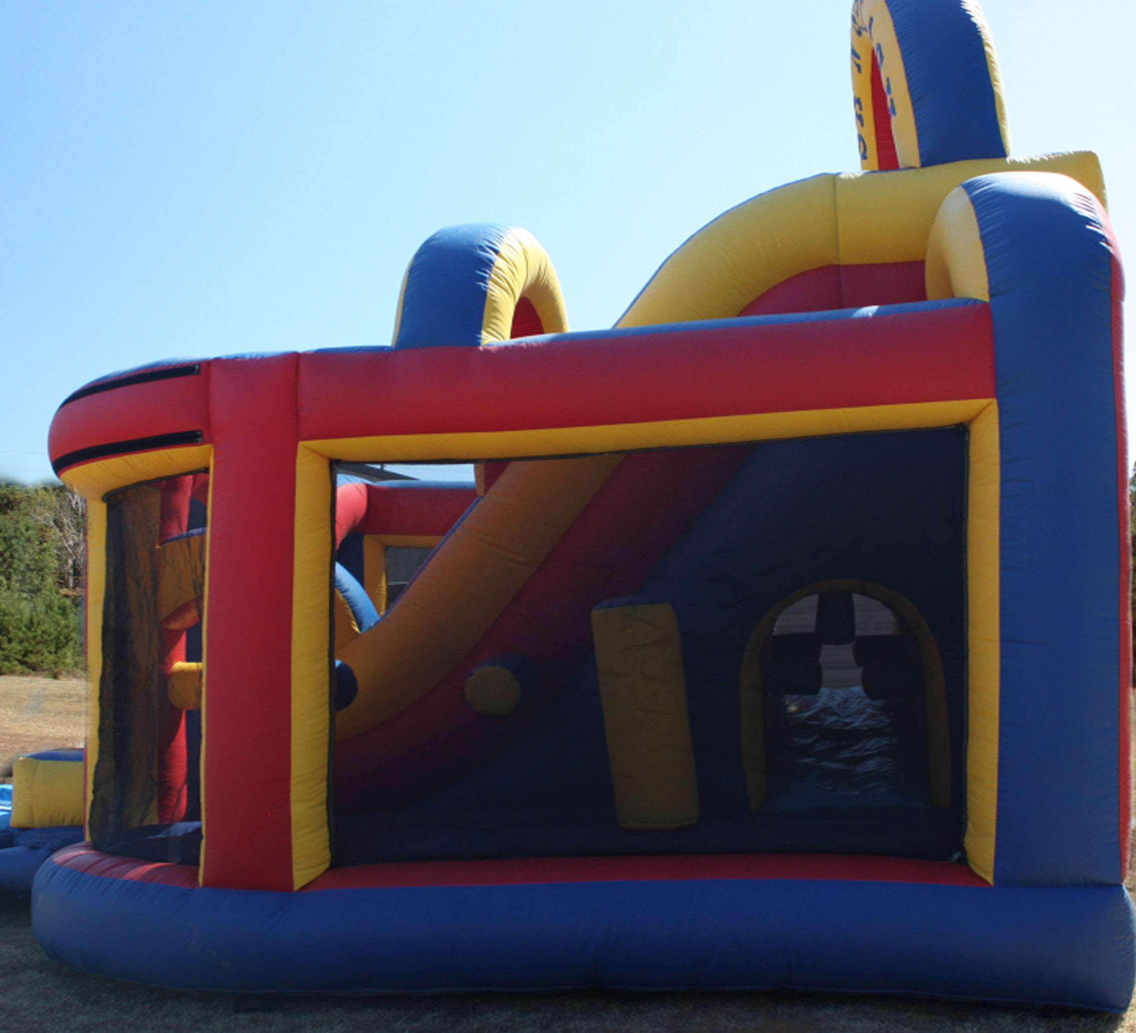 wet obstacle course rentals