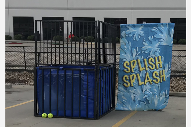 dunk tank rental Apison tn