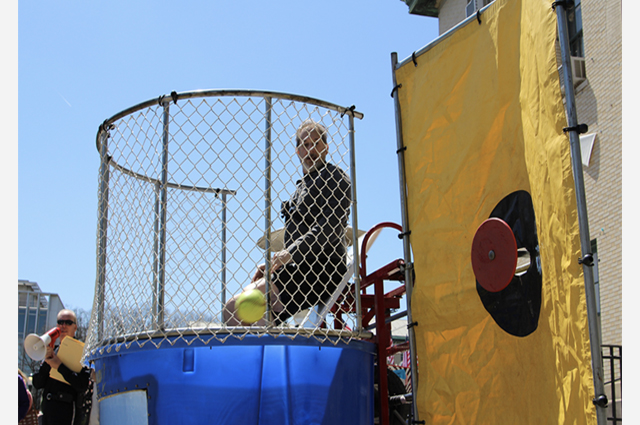 dunk tank rental Chickamauga GA