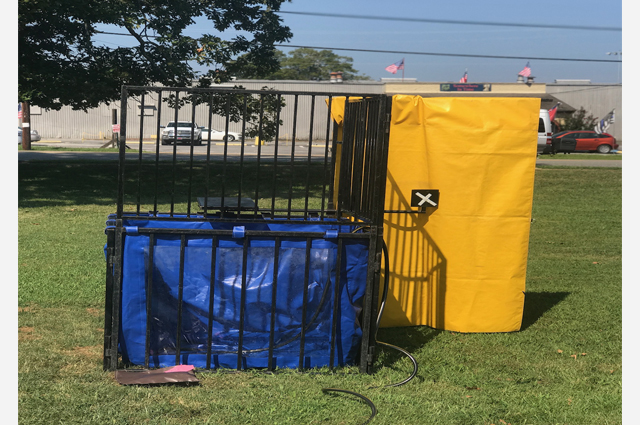 dunk tank rental red bank tn