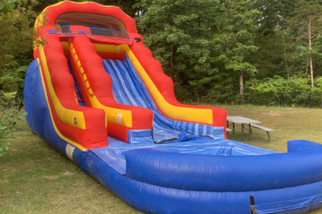 party rentals fort o