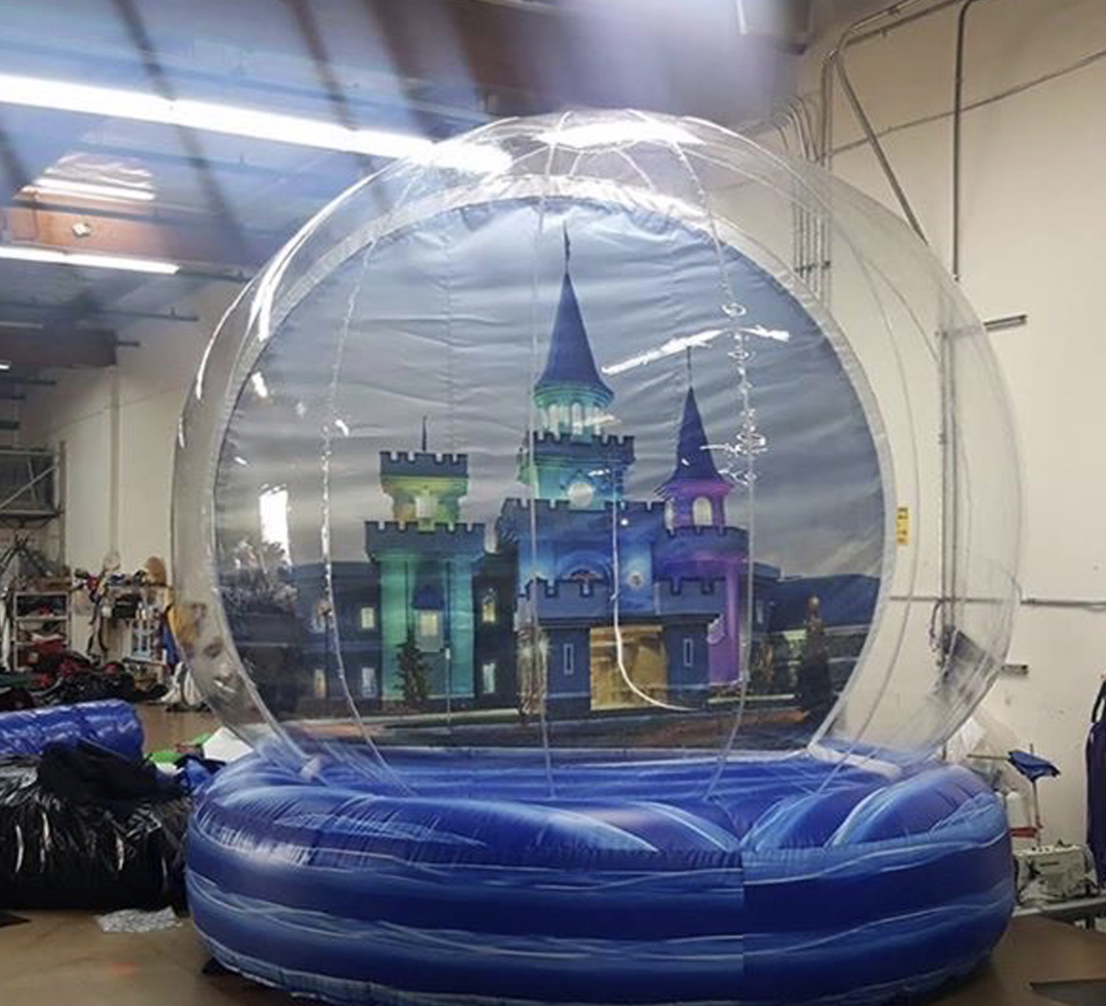 halloween snow globe rental