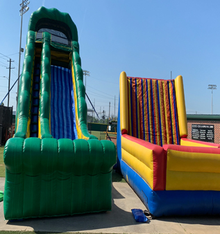 inflatable slide rental chattanooga