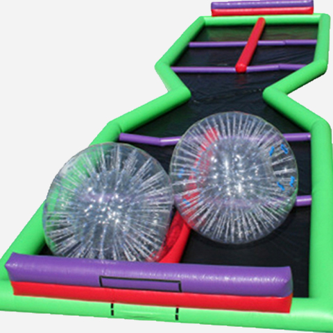 zorb ball inflatable rentals