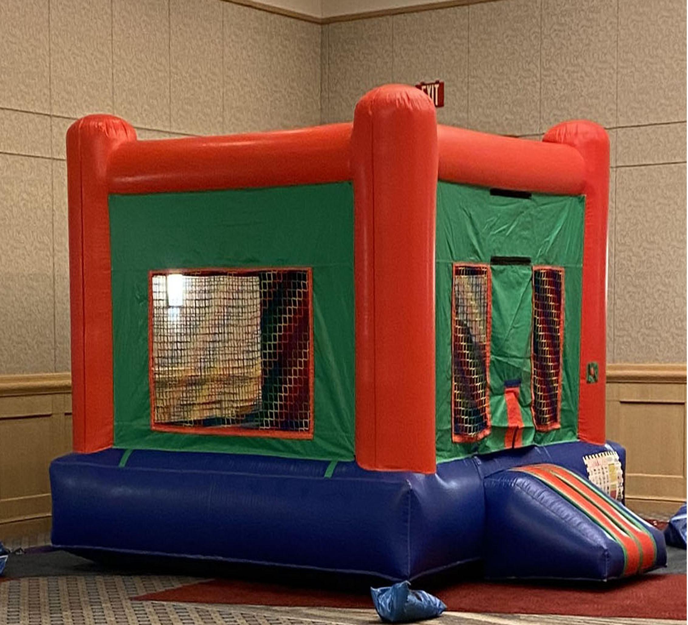 indoor bounce house rentals near me