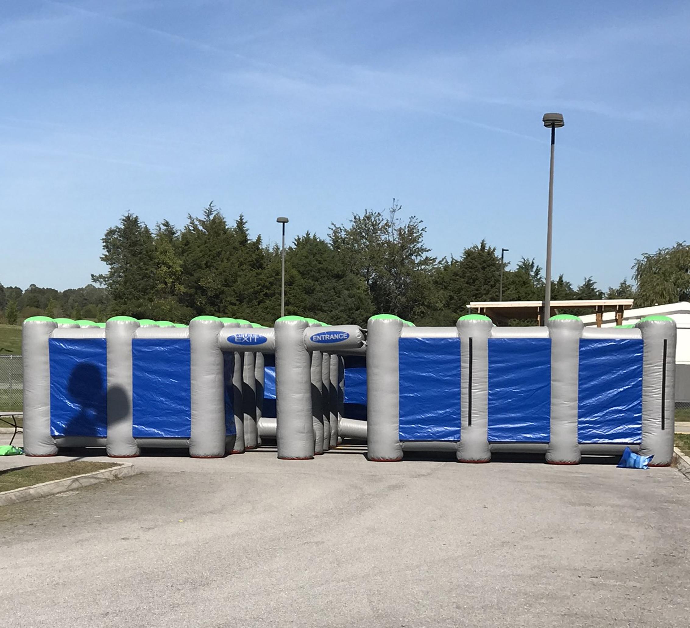 inflatable maze rental chattanooga tn