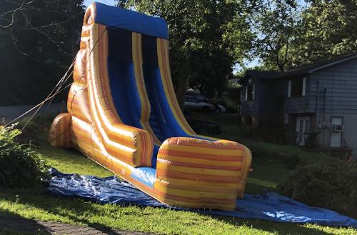 Water Slide Rentals Lafayette GA