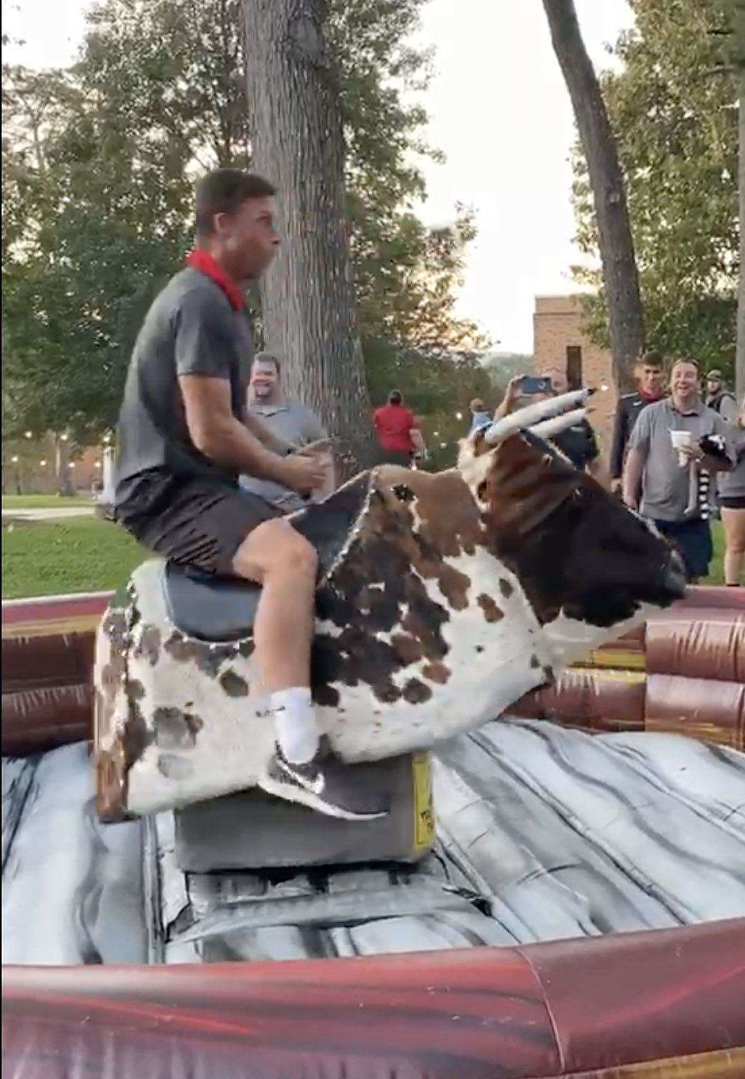 Mechanical Bull Rentals Knoxville TN