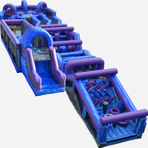 Cheap Obstacle Course Rental