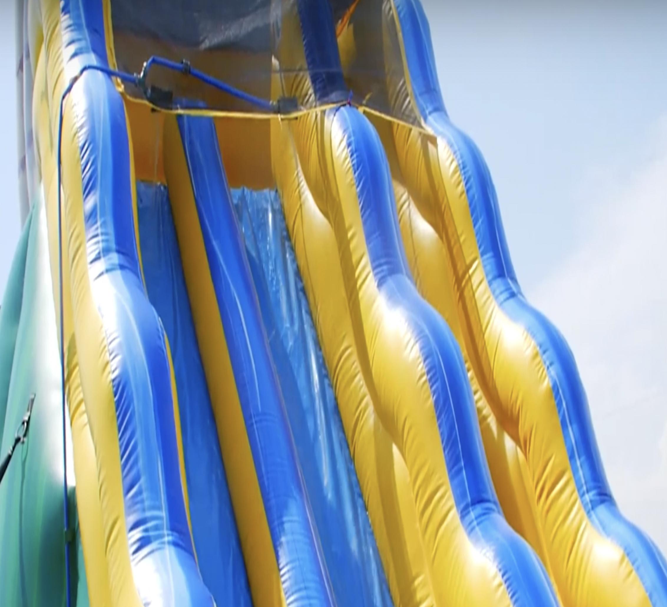 inflatable slide rental chattanooga