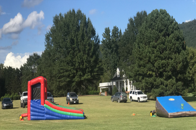Ringgold GA  party rentals