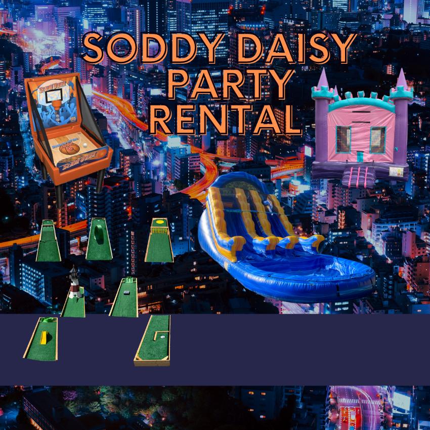 Party Rental Soddy Daisy TN