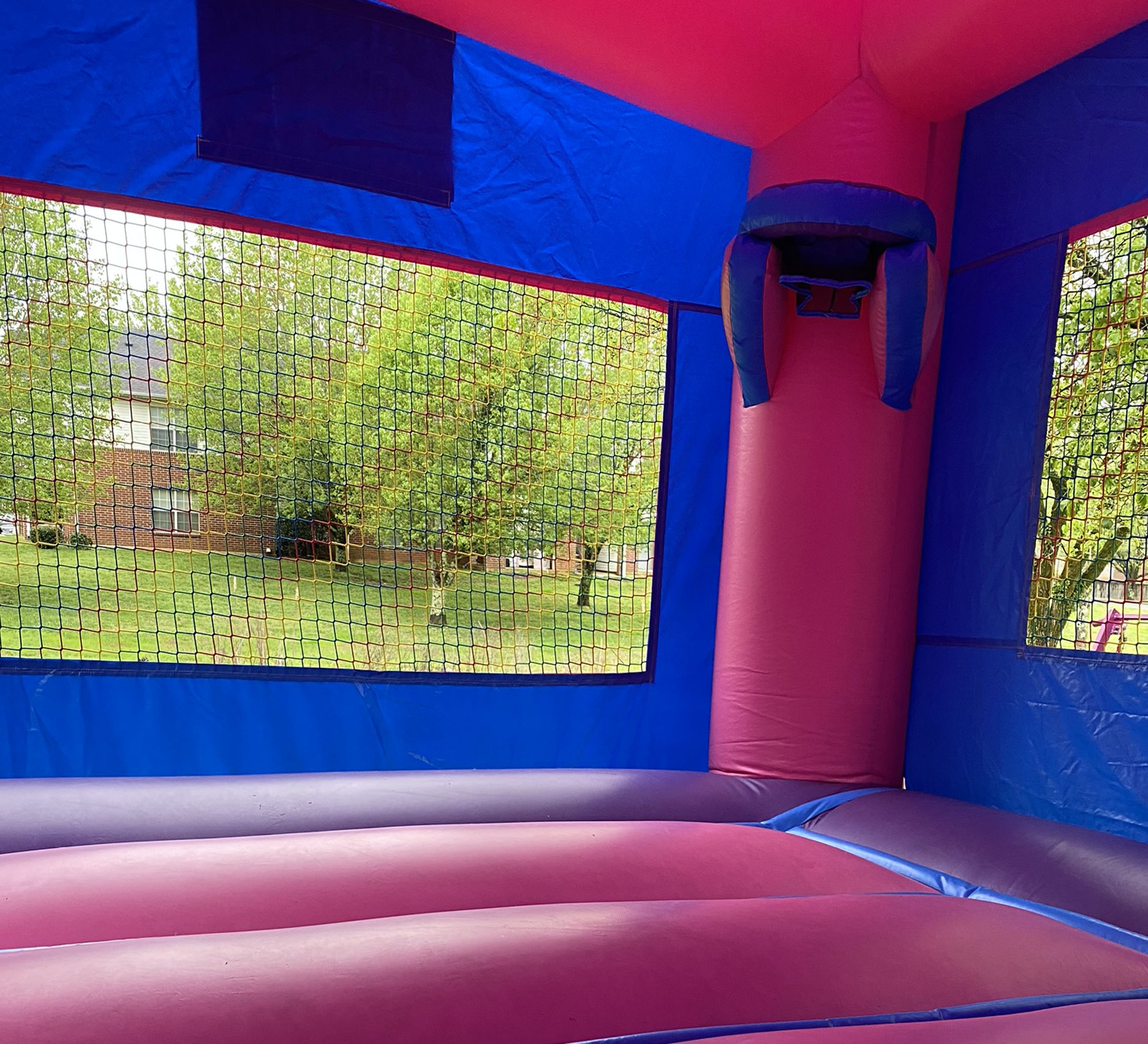Girl Bounce House Rental Near Me