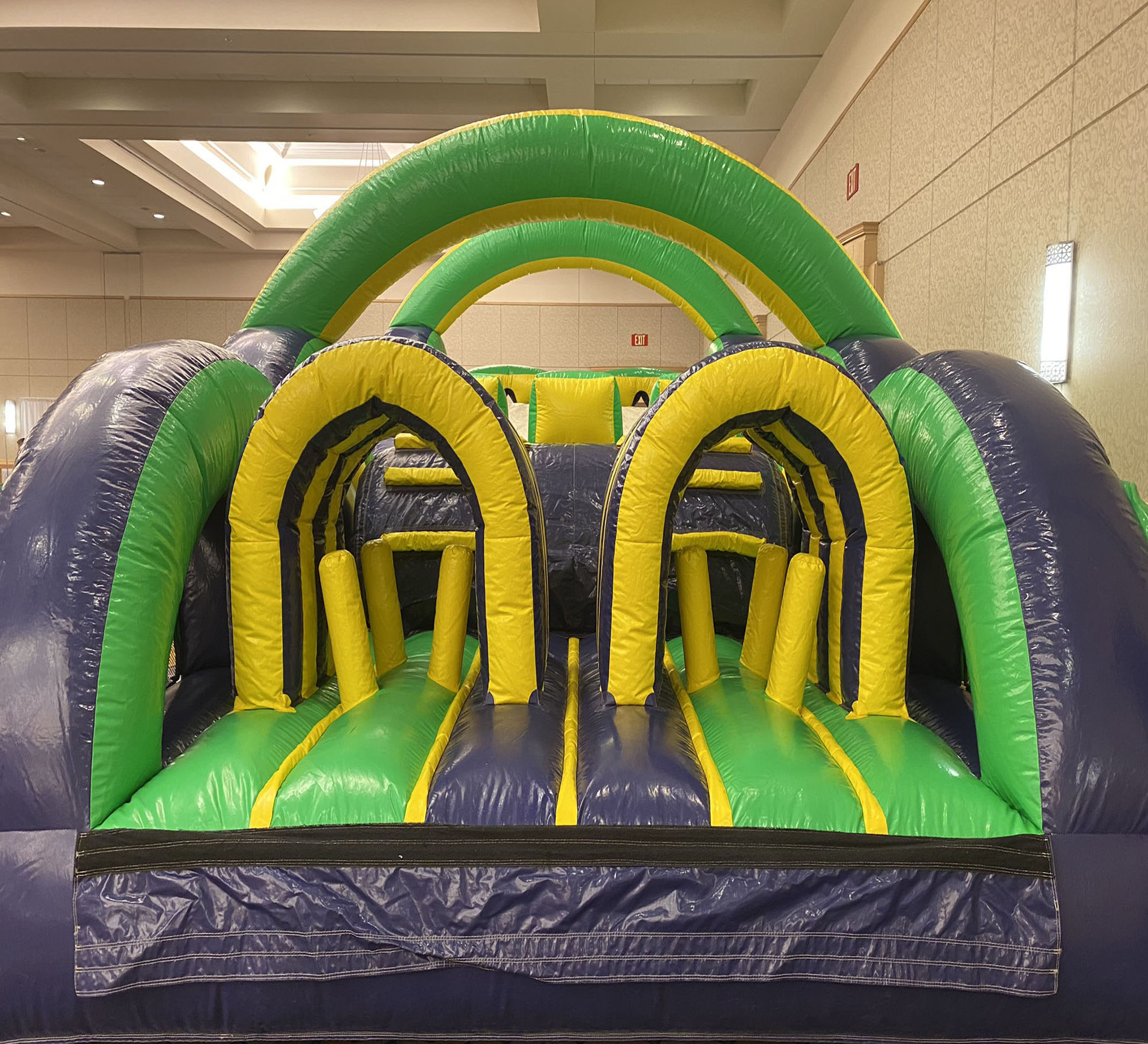 obstacle course rental Cleveland TN