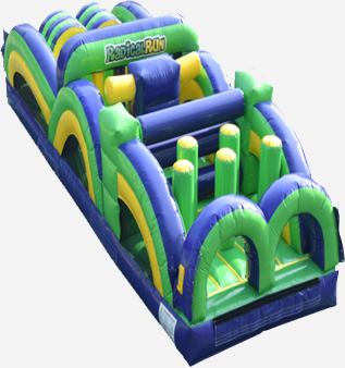 Obstacle Course Rentals Chattanooga TN