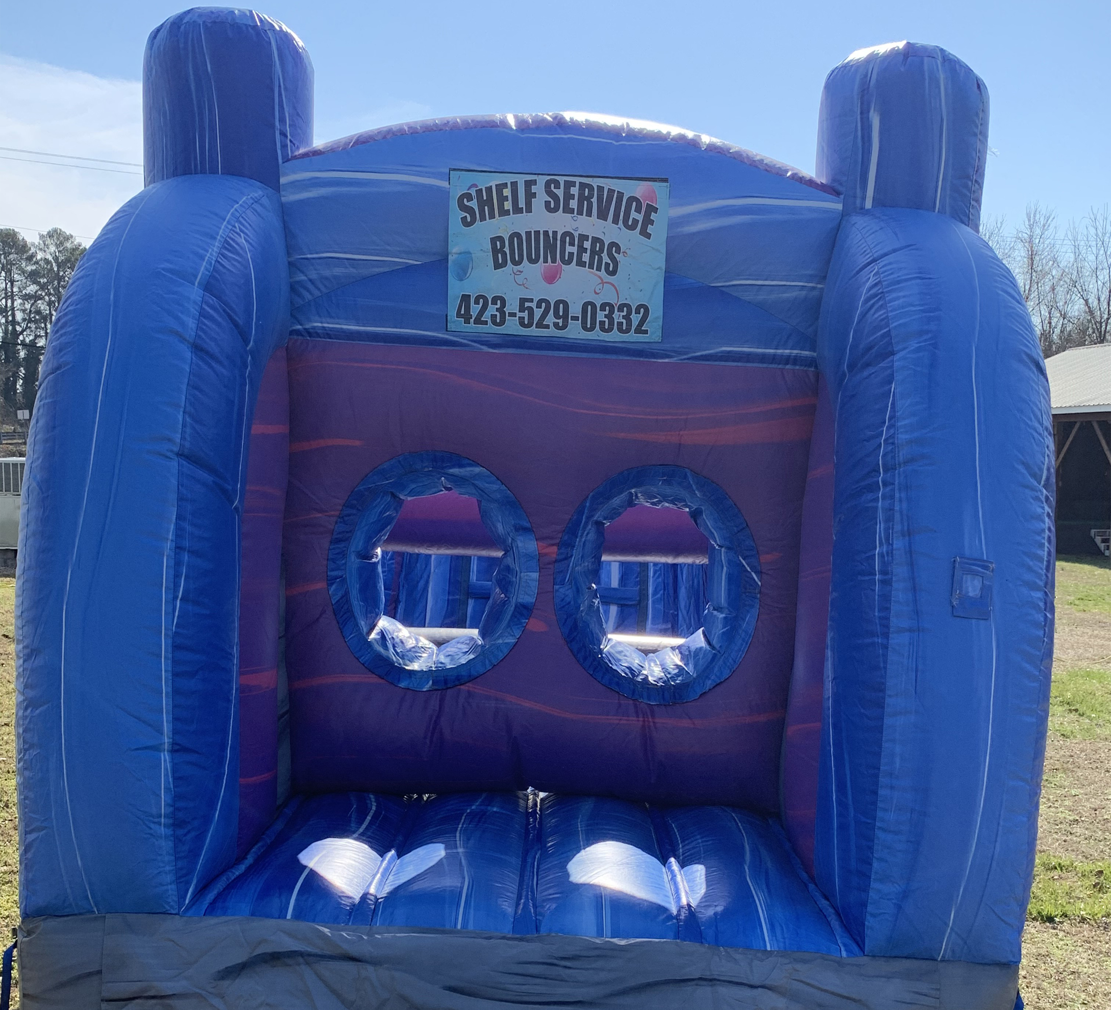 obstacle course rental chattanooga tn