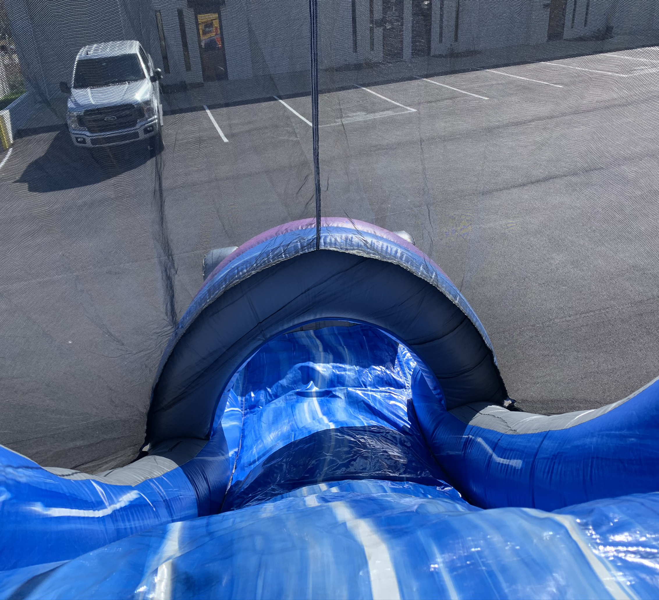 inflatable combo rental near me
