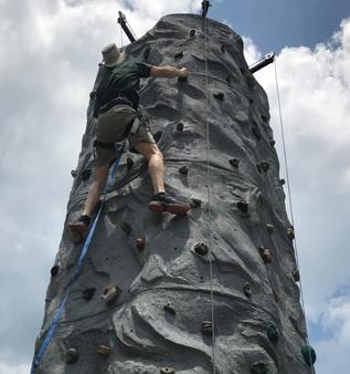 Mobile Rock Wall Rentals