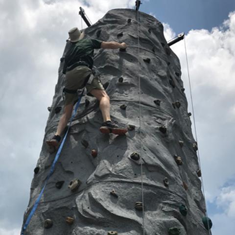 Rock Wall Rentals Cleveland TN