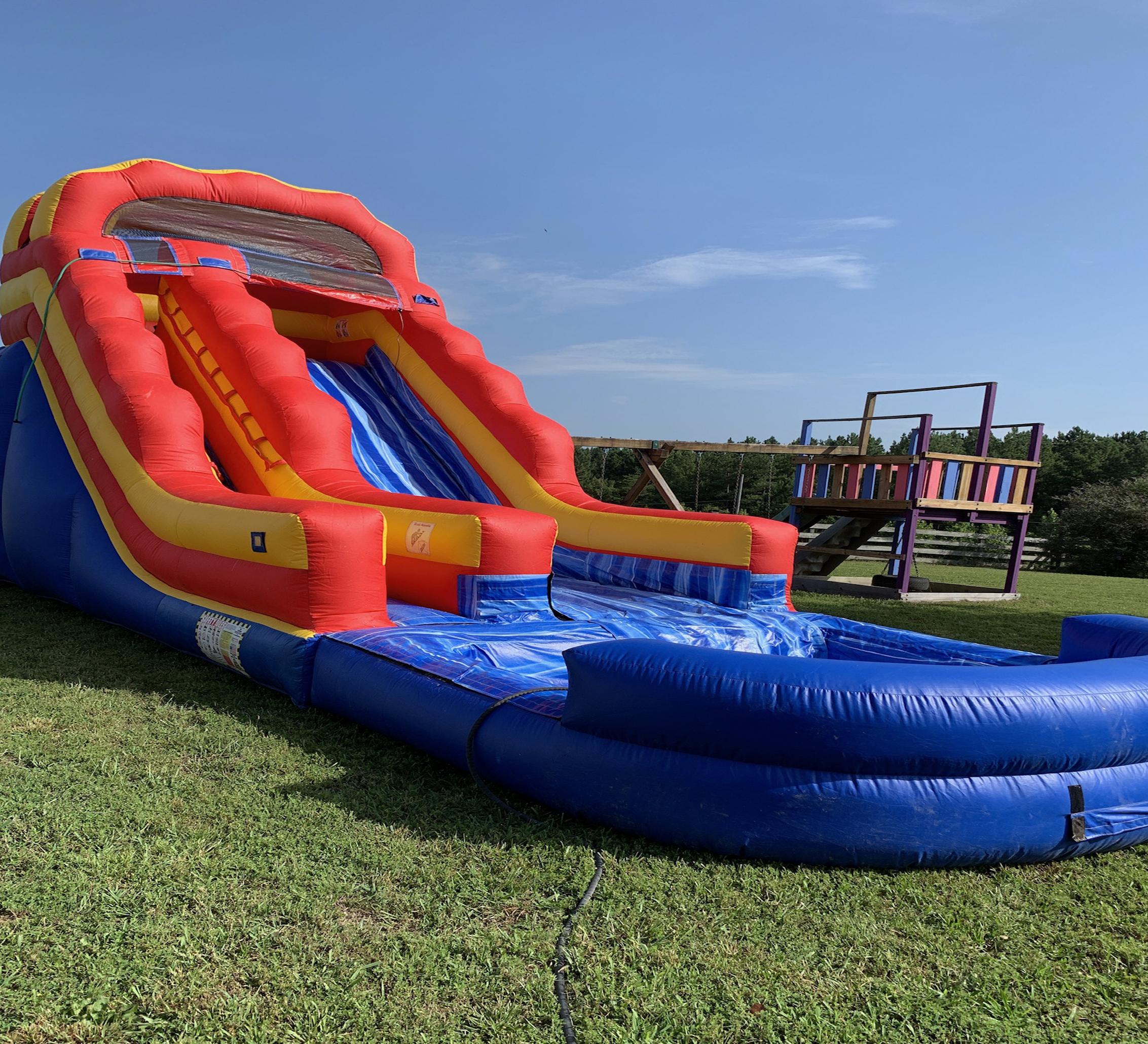Inflatable Rentals Lafayette GA