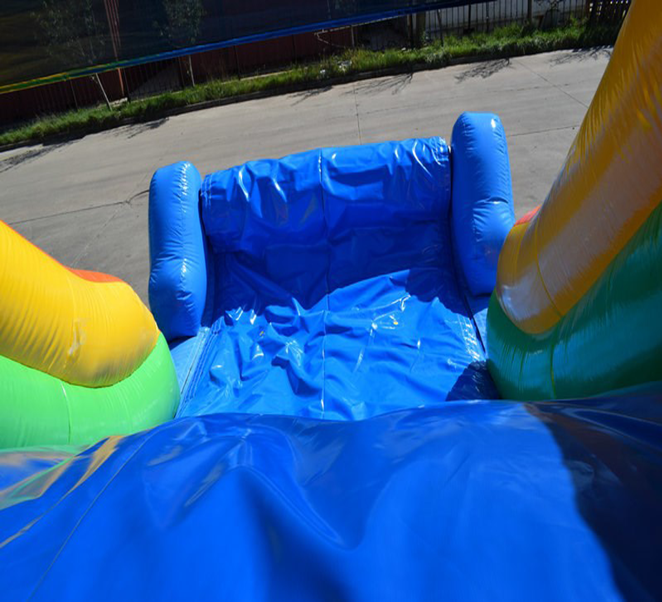 water obstacle Course Rentals