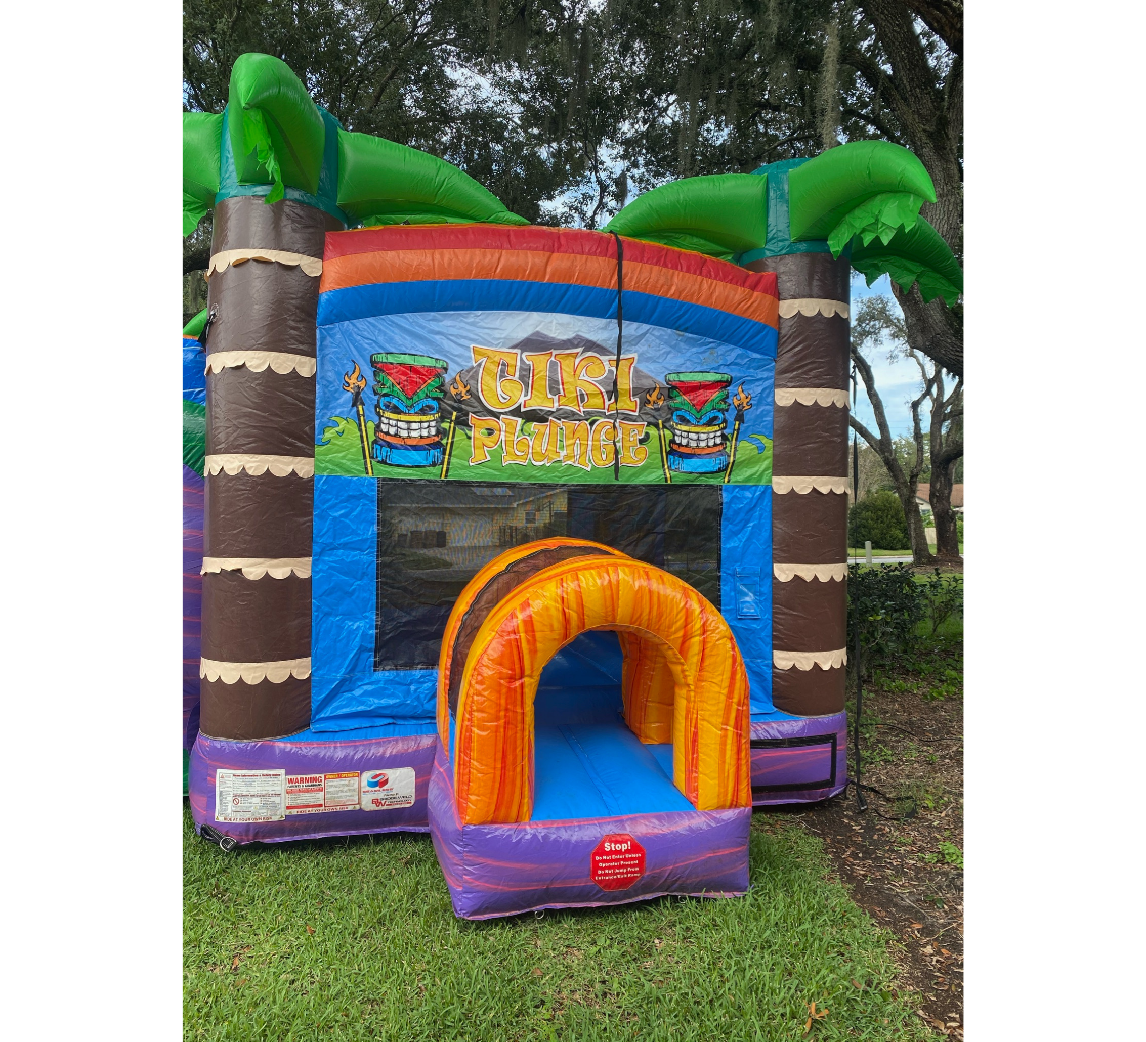 Chattanooga Inflatables Rental