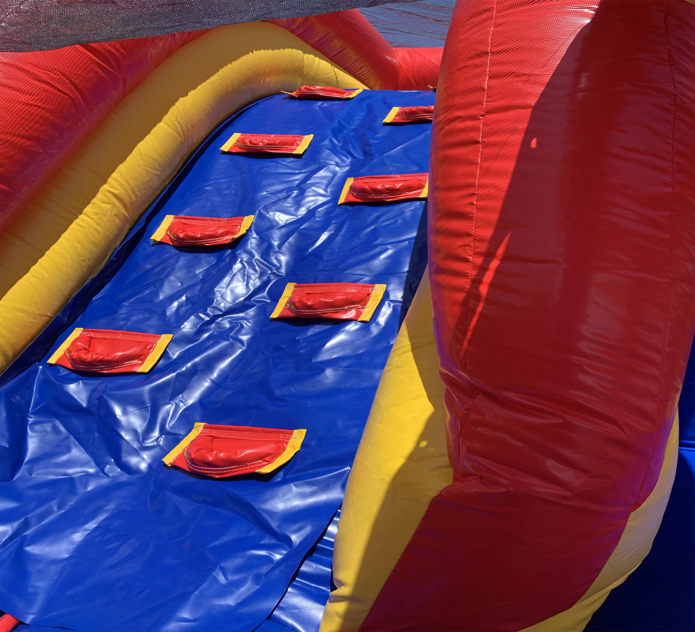 toddler inflatable rental chattanooga