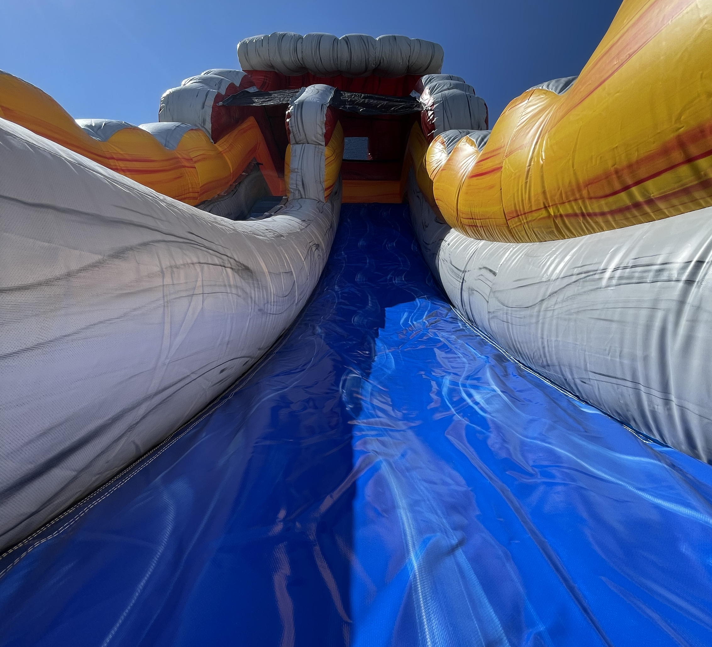 Dry Water Slide Rentals Near Me