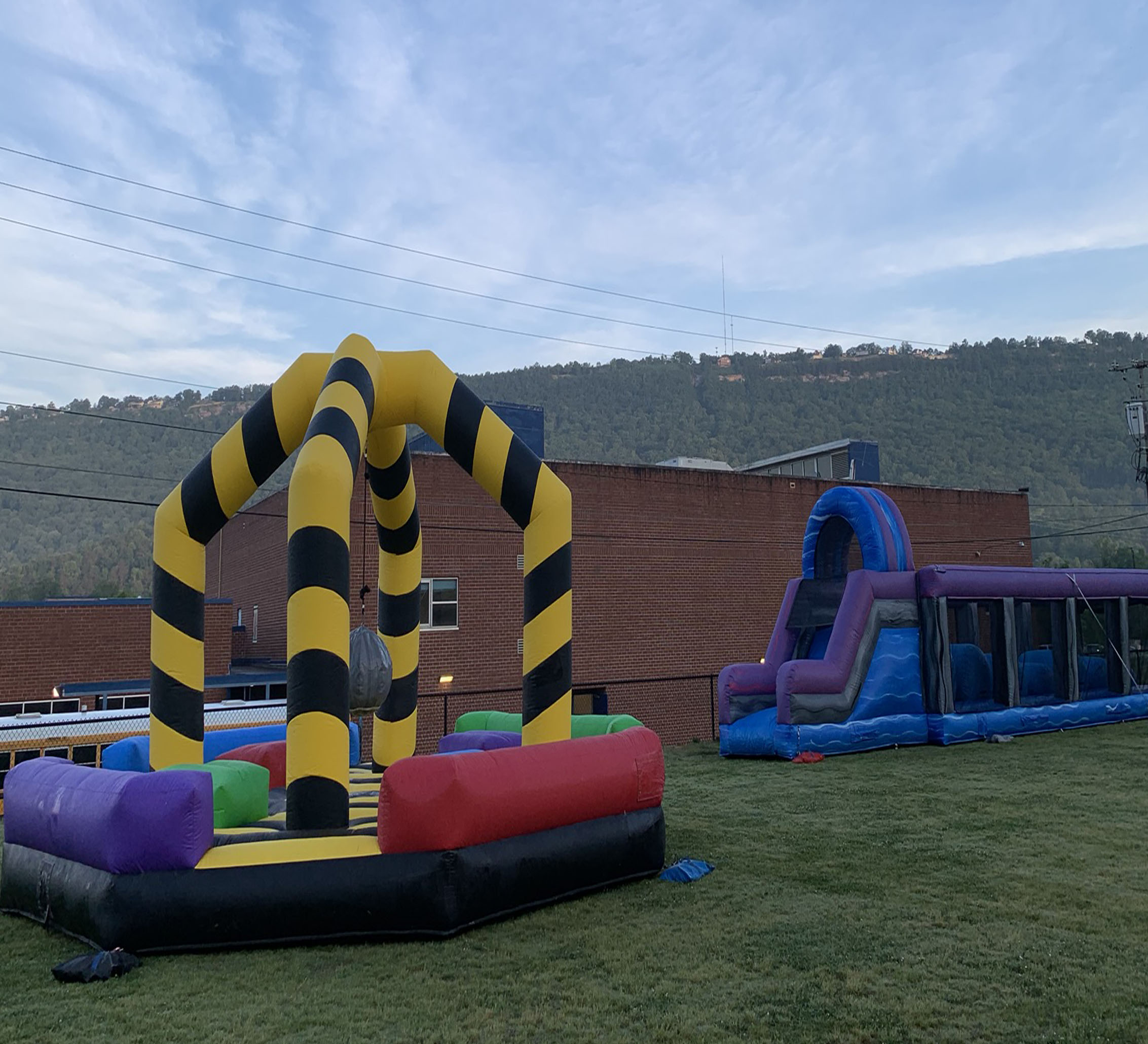 obstacle course Rental Fort Olgethorpe GA