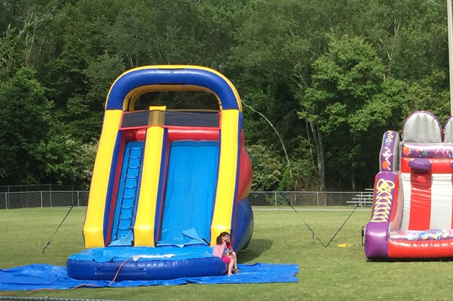 water slide rental Chattanooga TN