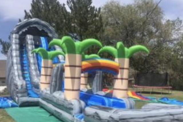 Water Slide Rentals Fort Payne AL