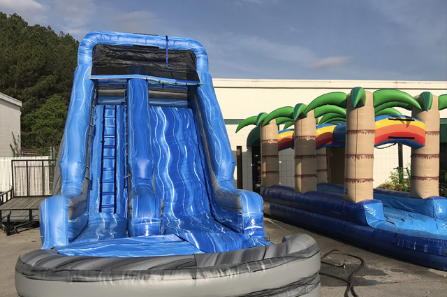 Inflatable rental Chattanooga TN