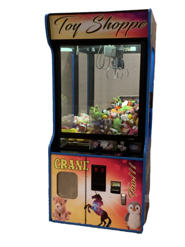 Crane Machine Arcade Rental