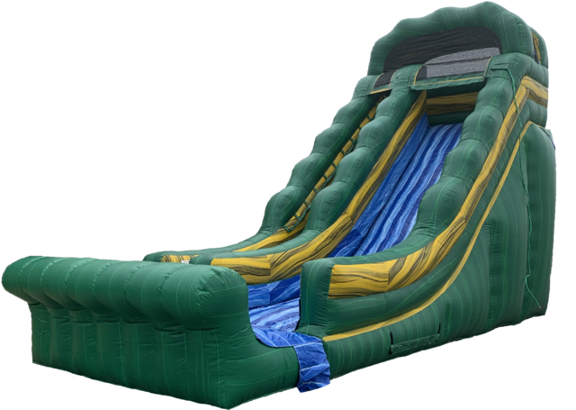The Hulk Slide Dry