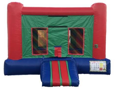 Low Profile Bounce House