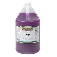 Grape Syrup Gallon