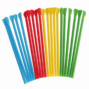 Snow Cone Straw Spoons