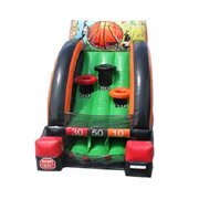 Basketball Inflatable Carnival Game