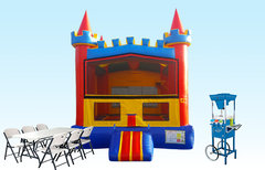 Castle Party Package