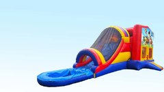 Paw Patrol Water Superslide Combo