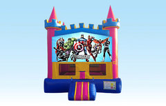 Avengers Princess Castle