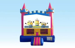 Minions Princess Castle