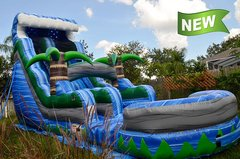 Tsunami Bay Water Slide